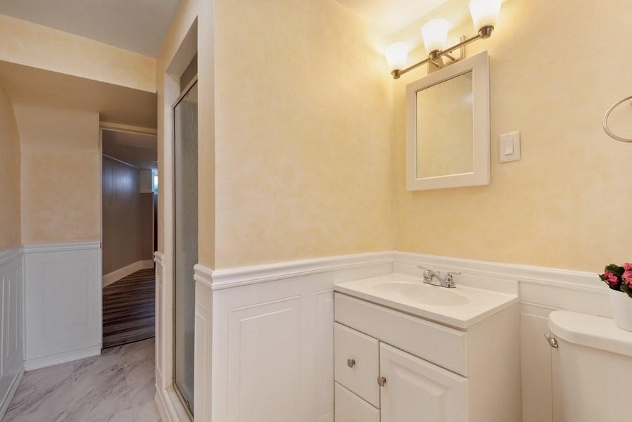 Real Estate Photography - 8018 Ottawa Avenue, Niles, IL, 60714 - 2nd Bathroom