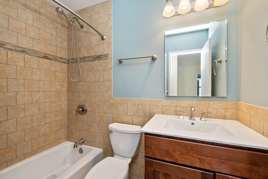 Real Estate Photography - 3600 N Lake Shore Dr, Unit 2812, Chicago, IL, 60613 - Bathroom