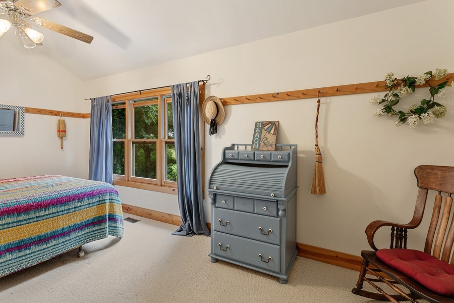 Real Estate Photography - 49210 Perkins Blvd, Grand Beach, MI, 49117 - 3rd Bedroom