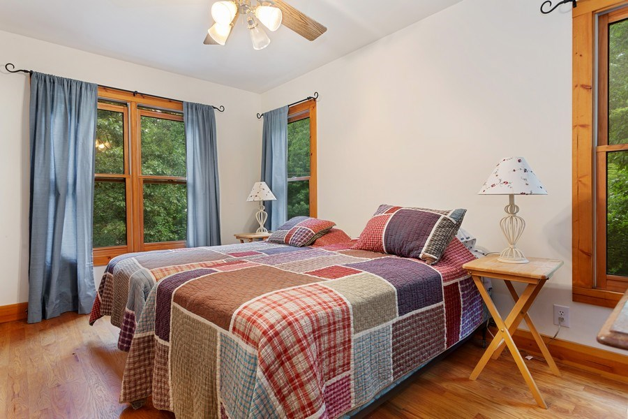 Real Estate Photography - 49210 Perkins Blvd, Grand Beach, MI, 49117 - Bedroom