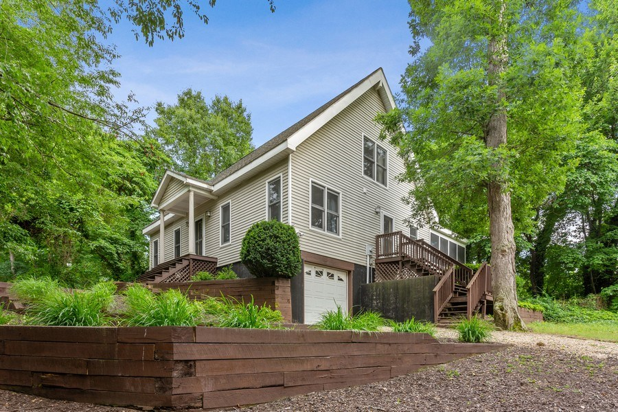 Real Estate Photography - 49210 Perkins Blvd, Grand Beach, MI, 49117 - Front View