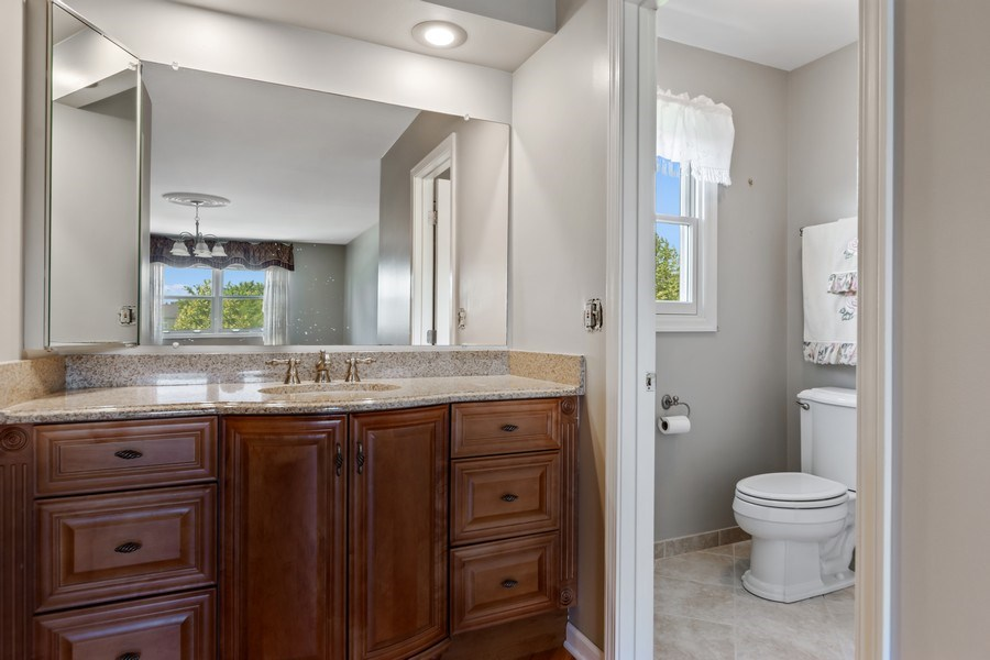 Real Estate Photography - 1908 Brighton Place, Arlington Heights, IL, 60004 - Master Bathroom