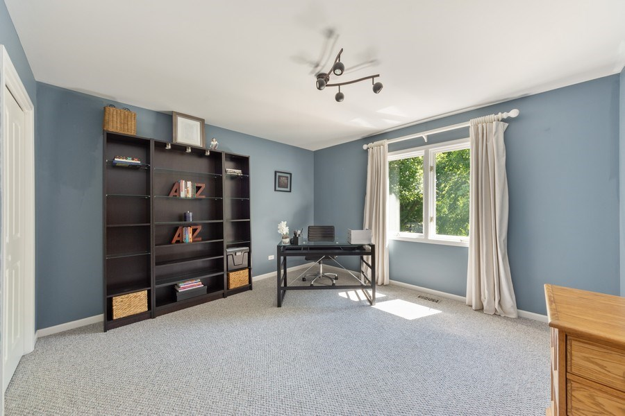 Real Estate Photography - 1709 Clarence, Arlington Heights, IL, 60004 - 3rd Bedroom