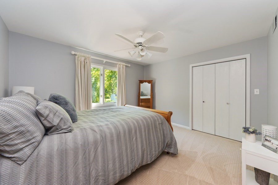 Real Estate Photography - 1709 Clarence, Arlington Heights, IL, 60004 - 4th Bedroom