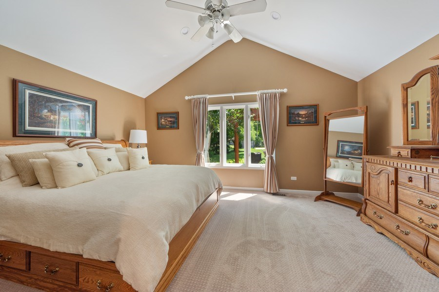 Real Estate Photography - 1709 Clarence, Arlington Heights, IL, 60004 - 5th Bedroom
