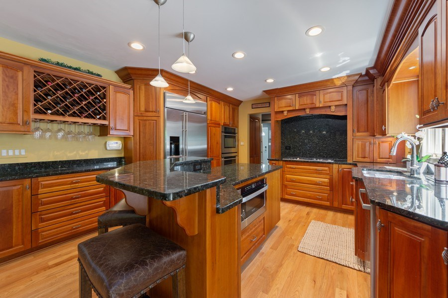 Real Estate Photography - 1709 Clarence, Arlington Heights, IL, 60004 - Kitchen