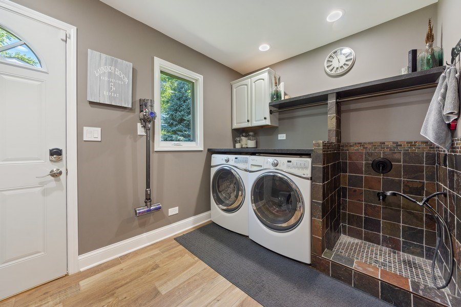 Real Estate Photography - 1709 Clarence, Arlington Heights, IL, 60004 - Mudroom