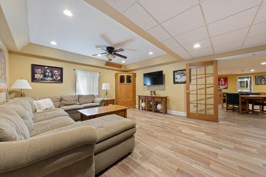 Real Estate Photography - 1709 Clarence, Arlington Heights, IL, 60004 - Basement