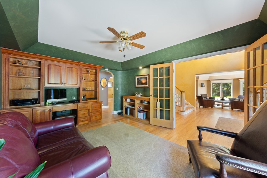 Real Estate Photography - 1709 Clarence, Arlington Heights, IL, 60004 - Office
