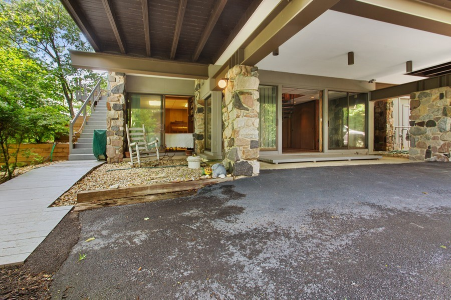 Real Estate Photography - 529 East Lake Front Drive, Beverly Shores, IN, 46301 -
