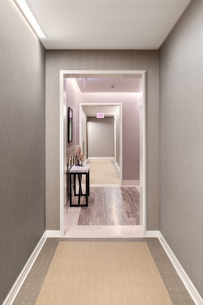 Real Estate Photography - 61 E Banks St, Chicago, IL, 60610 - Hallway