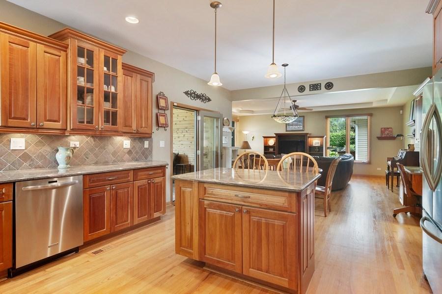 Real Estate Photography - 18 S Louis St, Mount Prospect, IL, 60056 - Kitchen