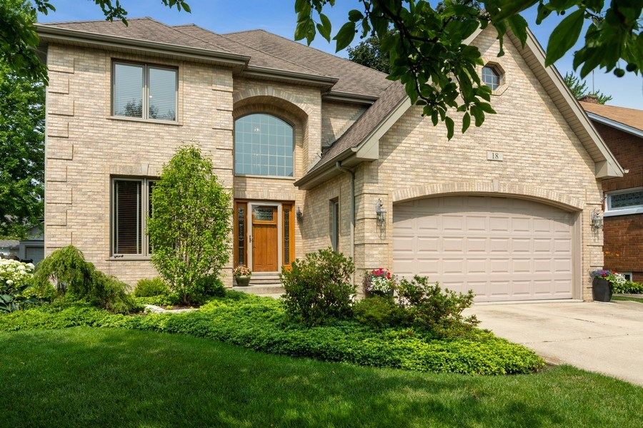 Real Estate Photography - 18 S Louis St, Mount Prospect, IL, 60056 - Front View