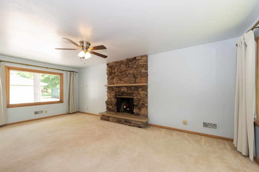 Real Estate Photography - 11860 W Rawson Ave, Franklin, WI, 53132 - Living Room