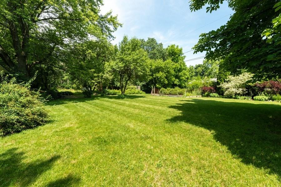 Real Estate Photography - 11860 W Rawson Ave, Franklin, WI, 53132 - Back Yard