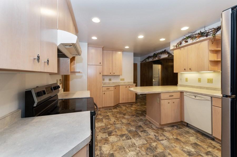 Real Estate Photography - 11860 W Rawson Ave, Franklin, WI, 53132 - Kitchen