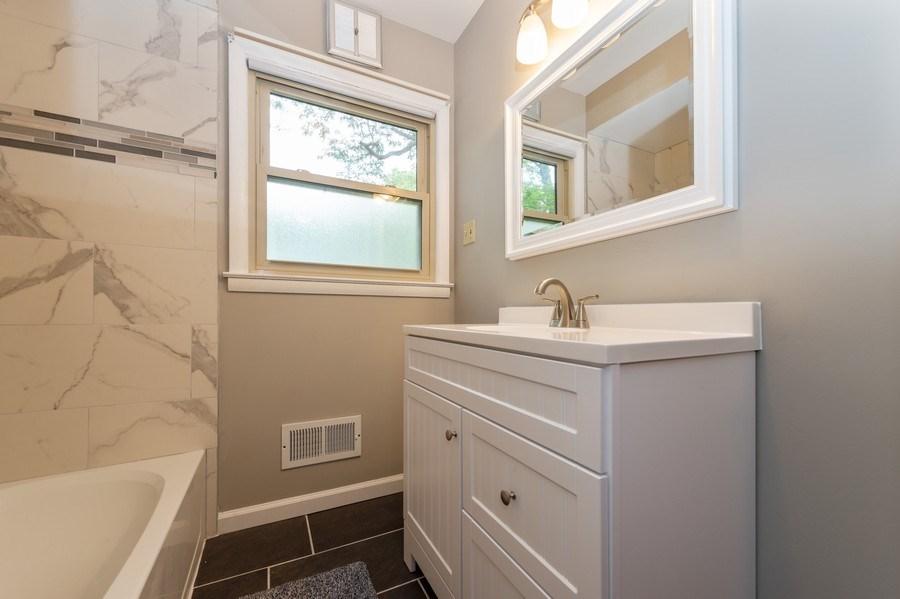 Real Estate Photography - 11860 W Rawson Ave, Franklin, WI, 53132 - Bathroom