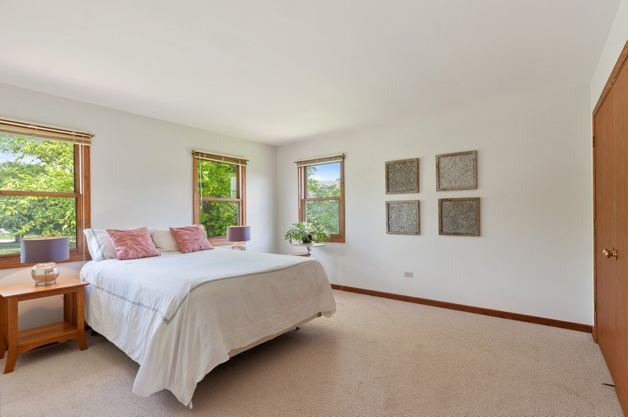 Real Estate Photography - 104 W Trail, Grayslake, IL, 60030 - 2nd Bedroom
