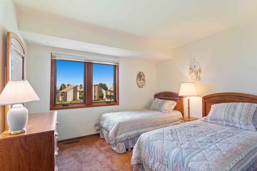 Real Estate Photography - 101 North Shore Drive #30, South Haven, MI, 49090 - 2nd Bedroom