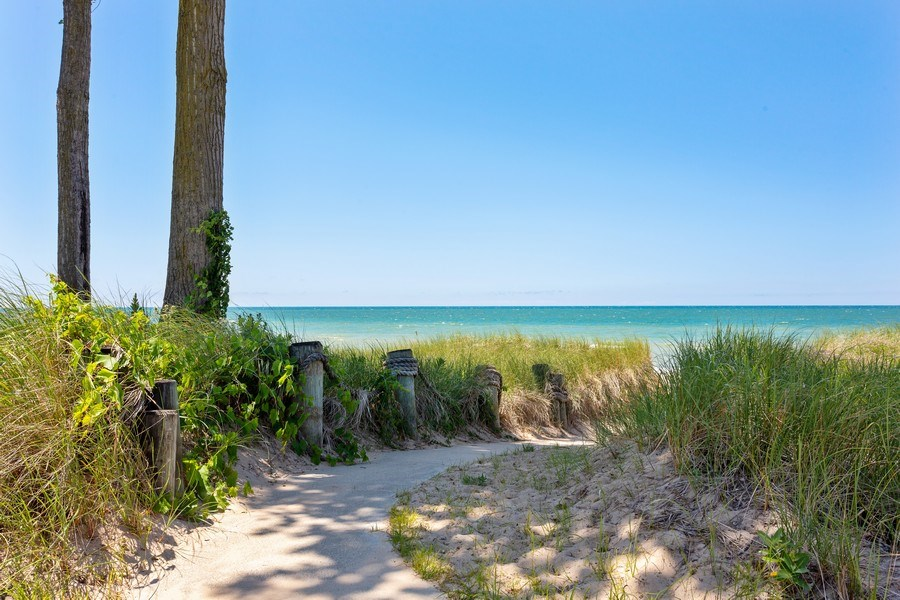 Real Estate Photography - 101 North Shore Drive #30, South Haven, MI, 49090 - Lake
