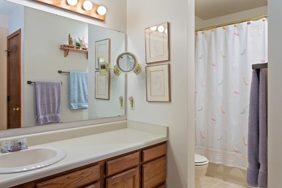 Real Estate Photography - 101 North Shore Drive #30, South Haven, MI, 49090 - Bathroom
