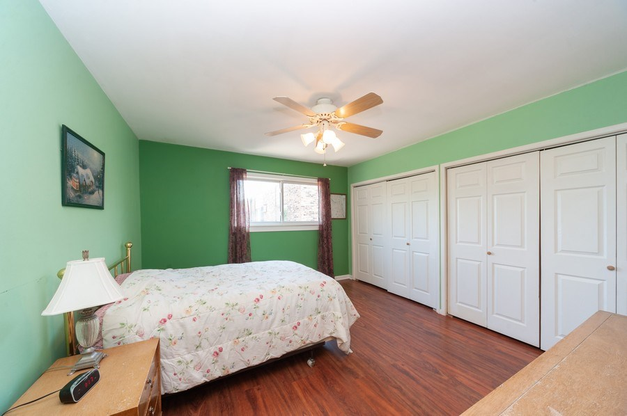 Real Estate Photography - 8894 Knight Ave, 403, Des Plaines, IL, 60016 - Bedroom