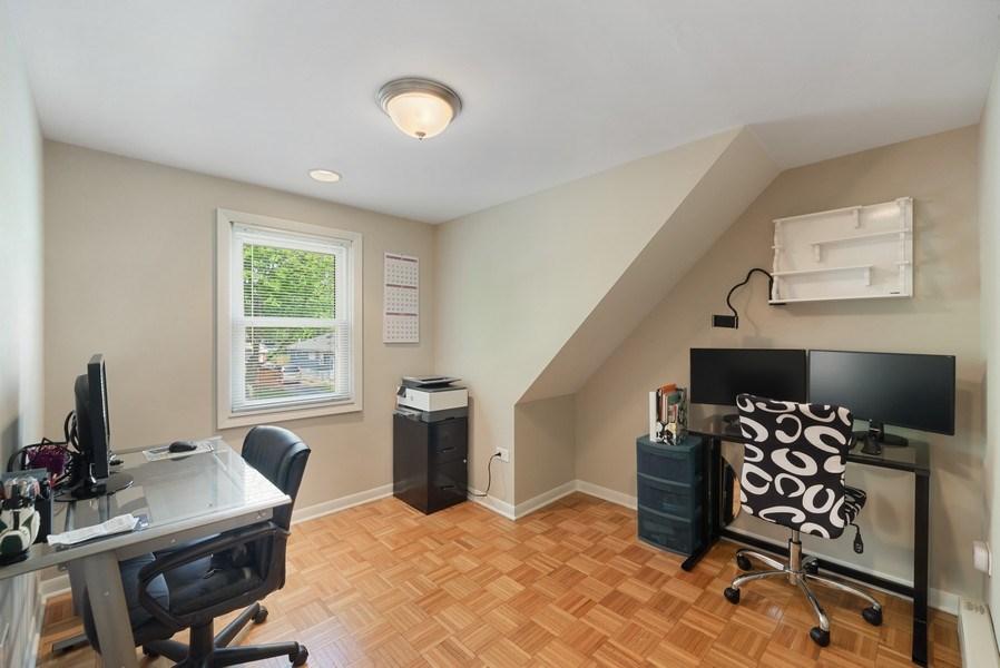Real Estate Photography - 1761 locust, Des Plaines, IL, 60018 - 2nd Bedroom