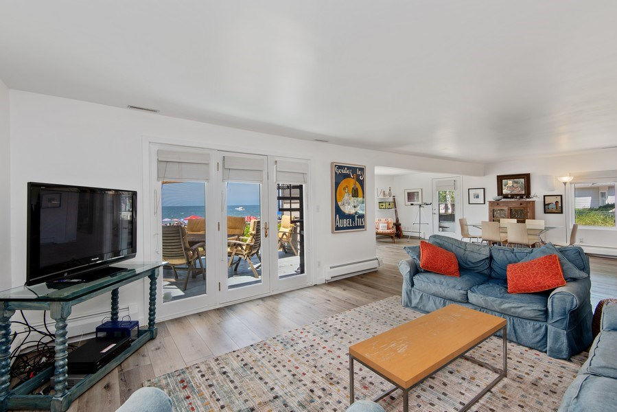 Real Estate Photography - 701 Lake St, St Joseph, MI, 49085 - Living Room