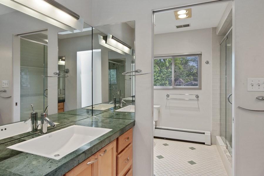 Real Estate Photography - 701 Lake St, St Joseph, MI, 49085 - Master Bathroom