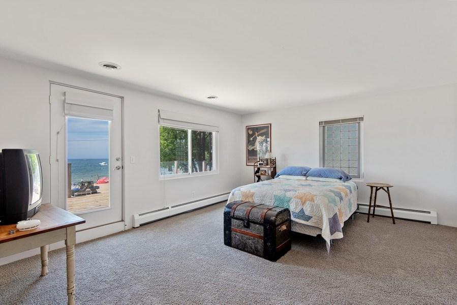 Real Estate Photography - 701 Lake St, St Joseph, MI, 49085 - Master Bedroom