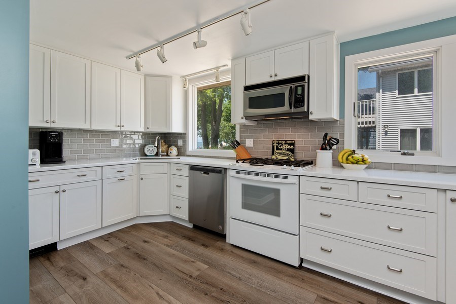 Real Estate Photography - 701 Lake St, St Joseph, MI, 49085 - Kitchen