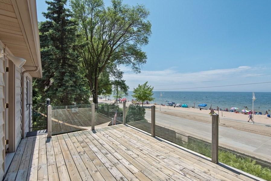 Real Estate Photography - 701 Lake St, St Joseph, MI, 49085 - Deck