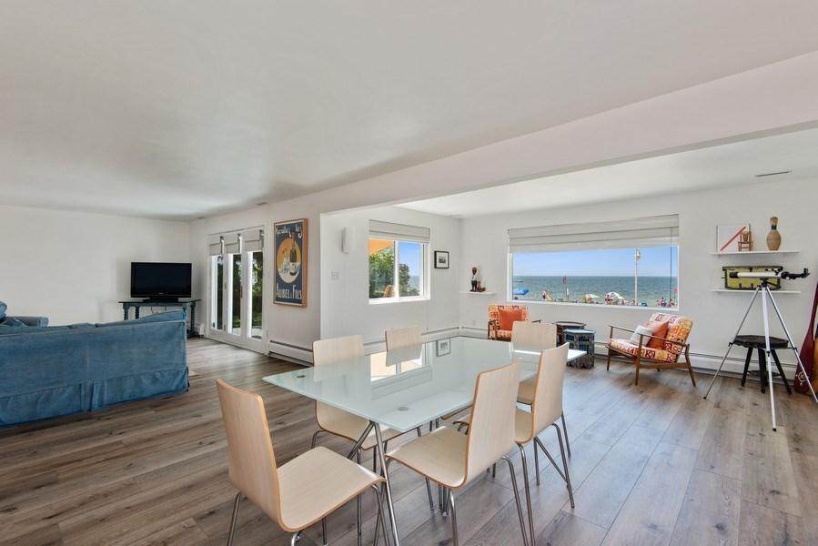 Real Estate Photography - 701 Lake St, St Joseph, MI, 49085 - Living Room / Dining Room
