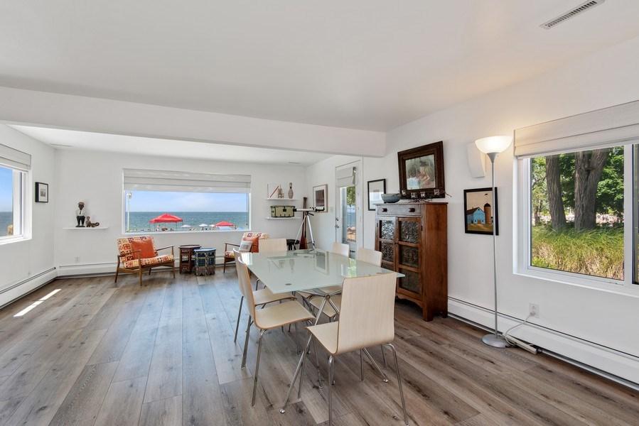 Real Estate Photography - 701 Lake St, St Joseph, MI, 49085 - Family Room / Dining Room
