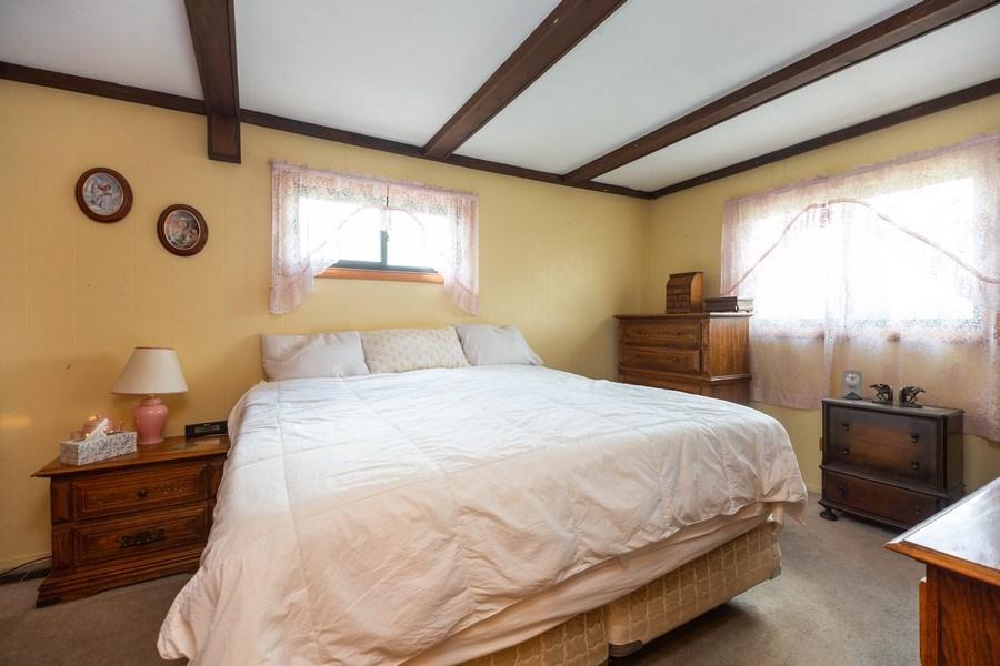 Real Estate Photography - 385 Alpine Ln, Hoffman Estates, IL, 60169 - Master Bedroom