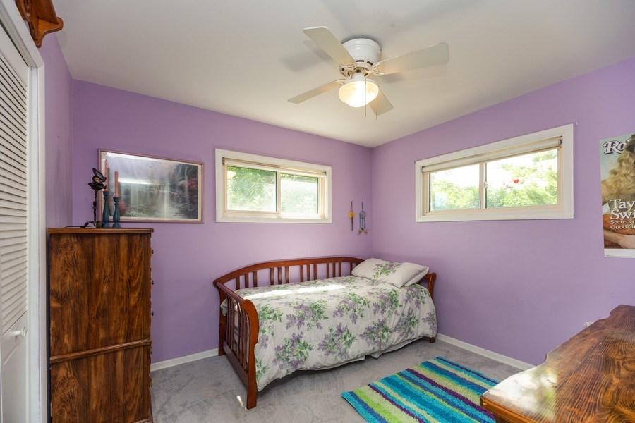 Real Estate Photography - 385 Alpine Ln, Hoffman Estates, IL, 60169 - 3rd Bedroom