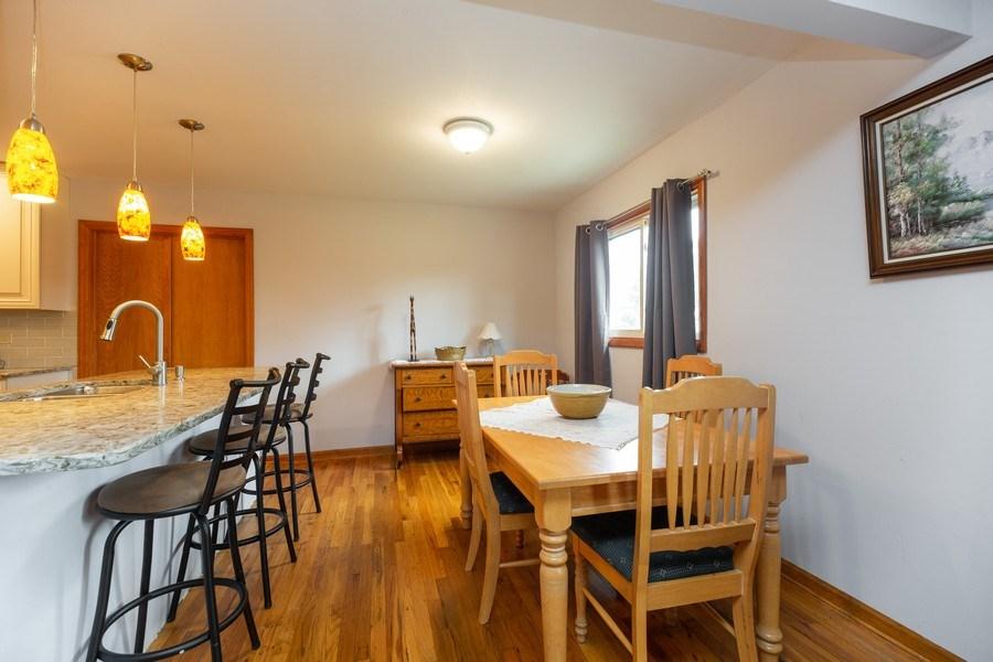 Real Estate Photography - 385 Alpine Ln, Hoffman Estates, IL, 60169 - Dining Room