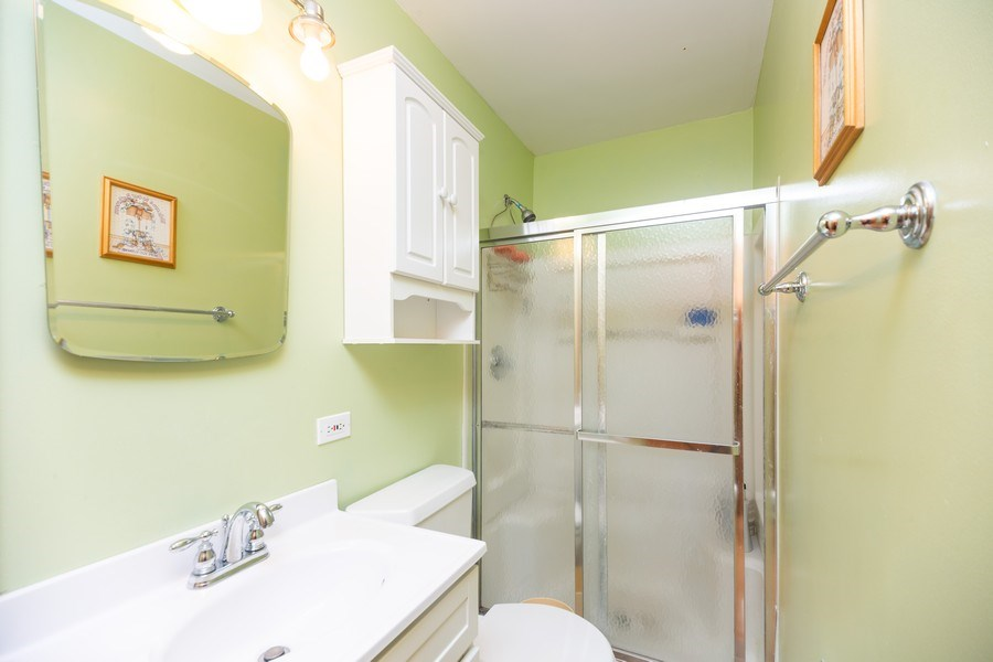 Real Estate Photography - 385 Alpine Ln, Hoffman Estates, IL, 60169 - Bathroom