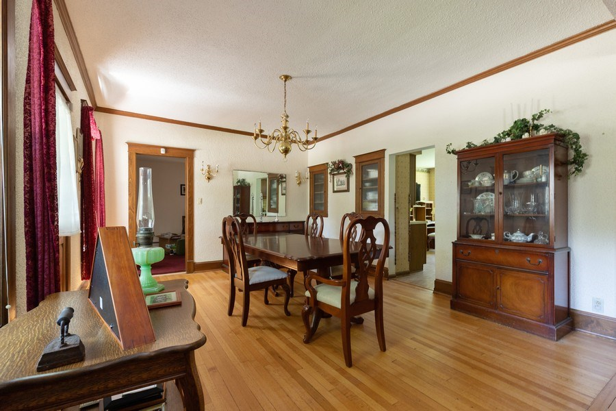 Real Estate Photography - 500 1st St, Waukegan, IL, 60085 - Dining Room