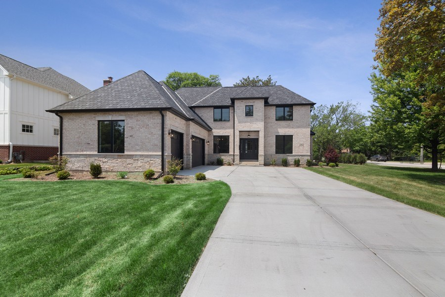 Real Estate Photography - 740 Coronet Rd, Glenview, IL, 60025 - Front View
