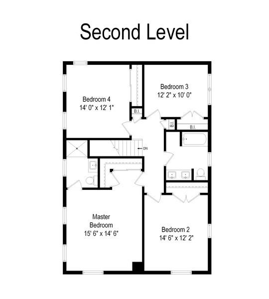 Real Estate Photography - 86 Flint Dr, Lake Barrington, IL, 60010 - Floor Plan