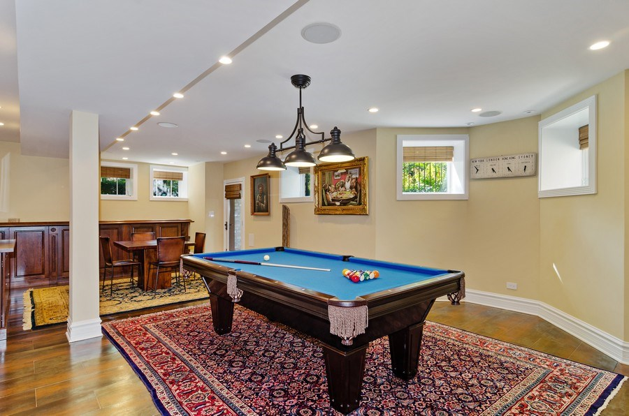 Real Estate Photography - 2632 Burling, Chicago, IL, 60614 - Lower Level