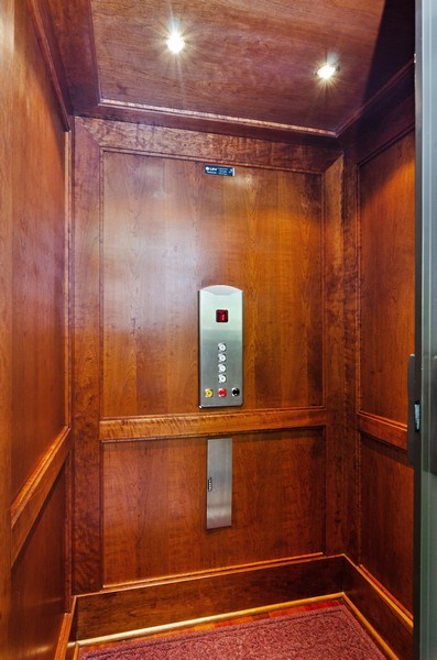 Real Estate Photography - 2632 Burling, Chicago, IL, 60614 - Elevator
