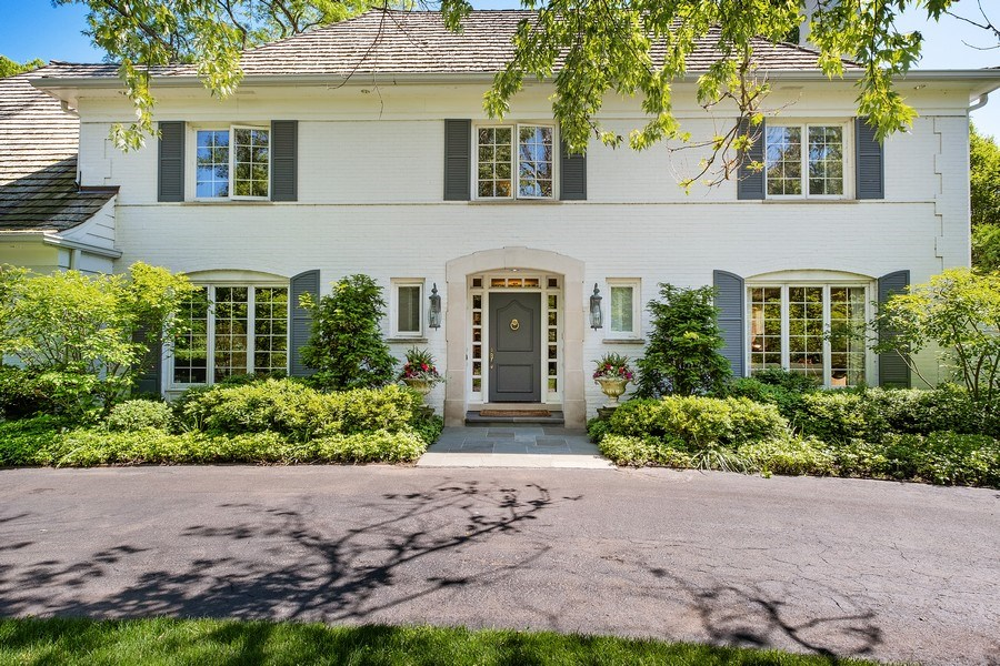 Real Estate Photography - 12 Kent Rd, Winnetka, IL, 60093 -