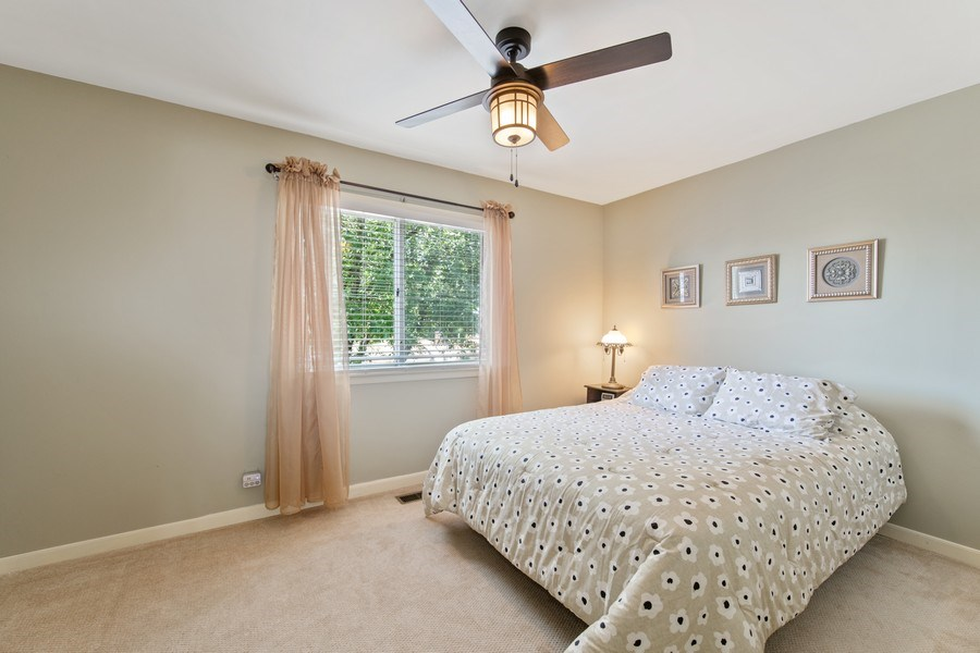 Real Estate Photography - 3614 N. Richmond, Chicago, IL, 60618 - 2nd Bedroom