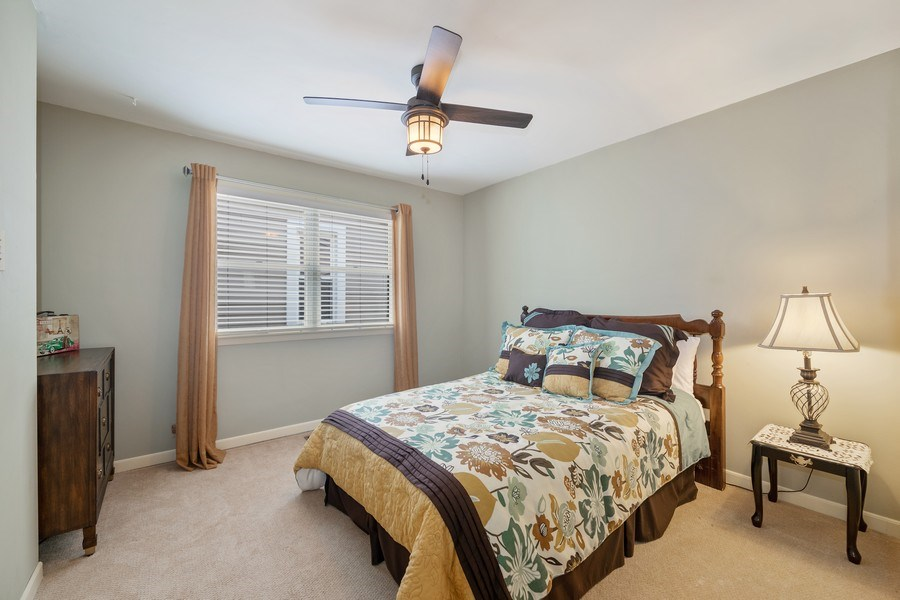 Real Estate Photography - 3614 N. Richmond, Chicago, IL, 60618 - 3rd Bedroom