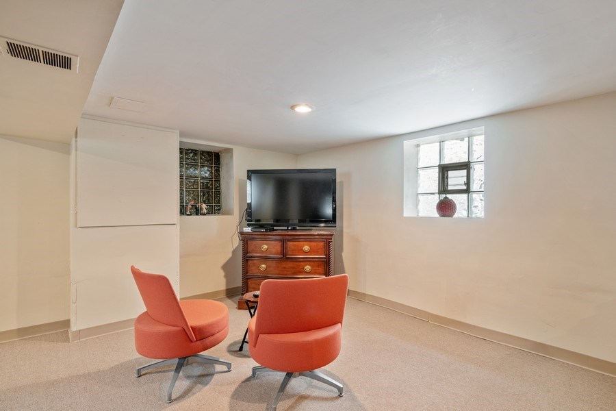 Real Estate Photography - 3614 N. Richmond, Chicago, IL, 60618 - Basement