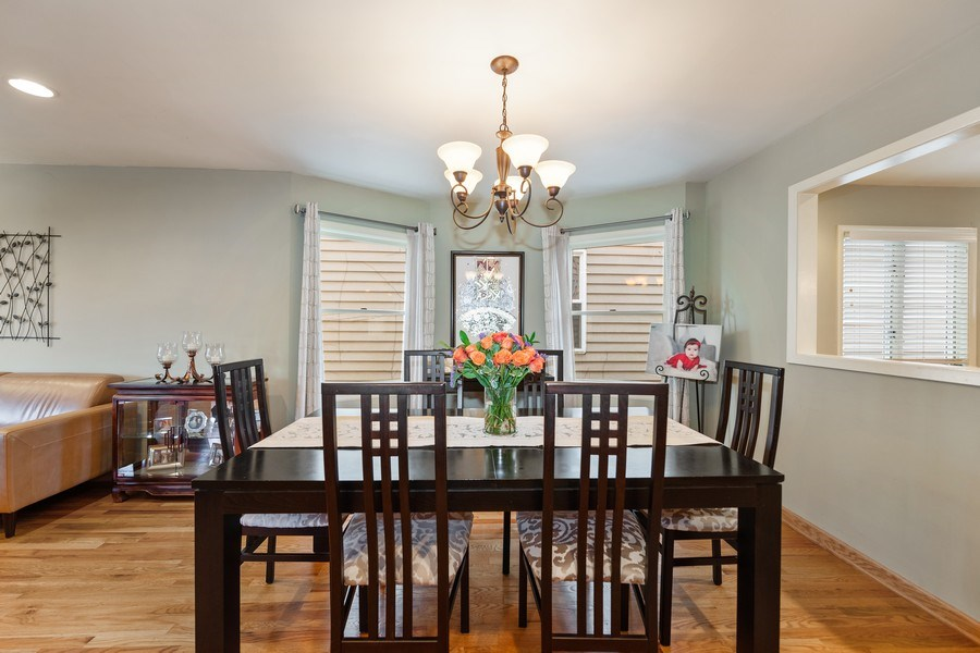 Real Estate Photography - 3614 N. Richmond, Chicago, IL, 60618 - Dining Room