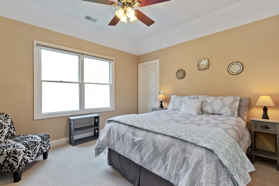 Real Estate Photography - 21391 W Willow Road, Lake Zurich, IL, 60047 - 2nd Bedroom