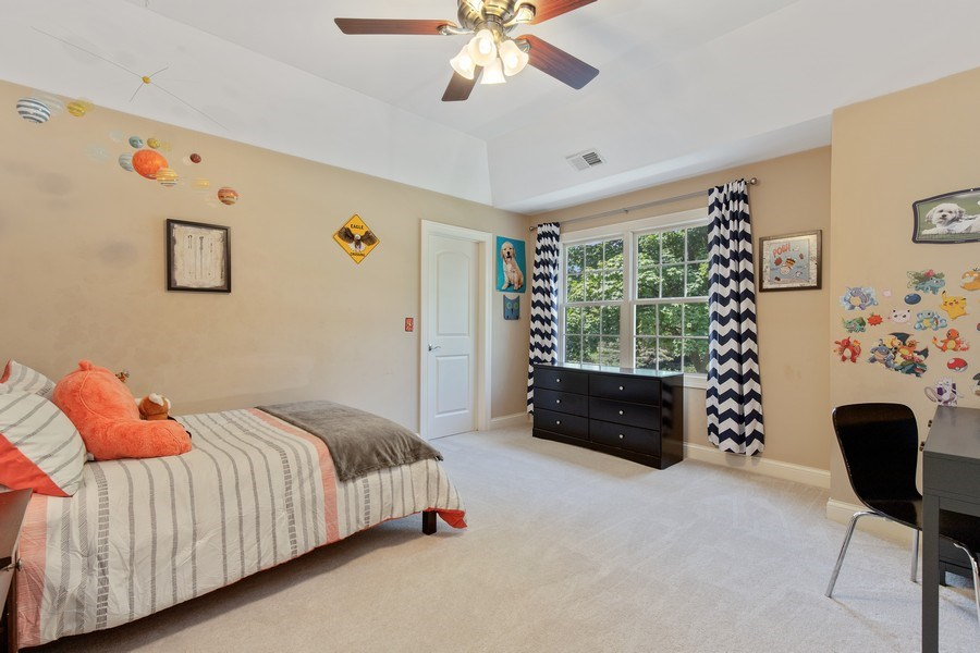 Real Estate Photography - 21391 W Willow Road, Lake Zurich, IL, 60047 - Bedroom